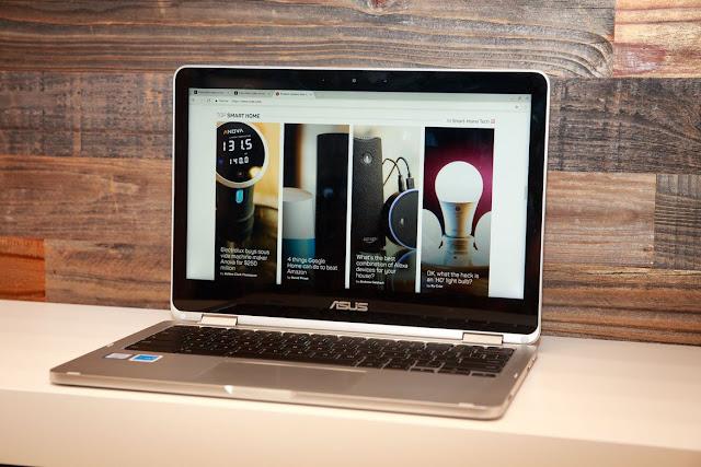 Asus Chromebook Flip C302C