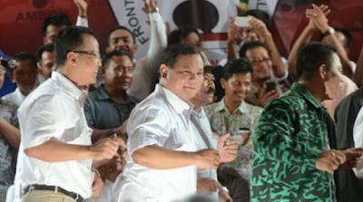 RESEP JITU TERBONGKAR !!  Kubu Prabowo Klaim Isu Harga Pangan Berhasil Elektabilitas Naik