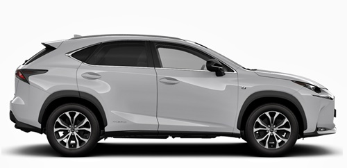 Lexus NX 300h Performances Release 2016