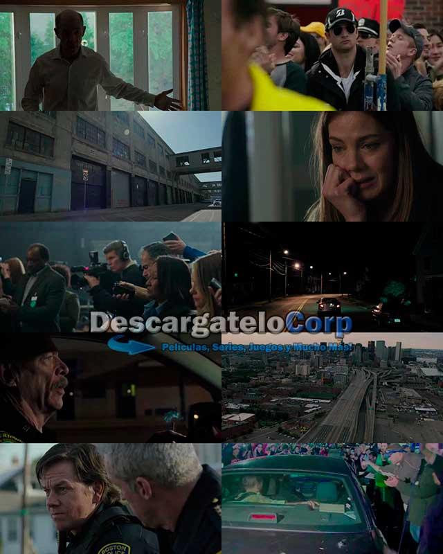 Día del Atentado (2016) DVDRip Español Latino