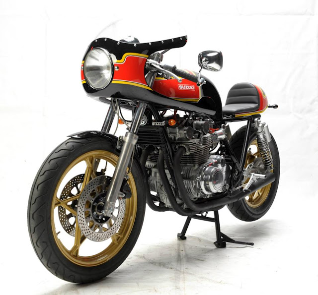 speed moto co: Suzuki GS 650