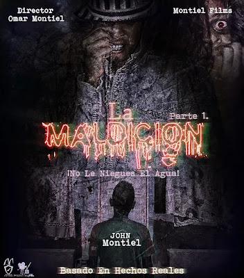 """Cortometraje: """"La Maldición"""" Dir. Omar Montiel, Terror, Colombia, 2017."""