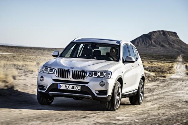 BMW X3 LCi Argentina