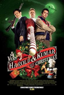 A Very Harold & Kumar Christmas en Español Latino