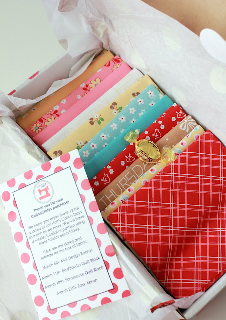 Cotton Crates subscription box