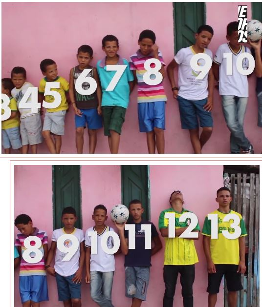 Image result for brazilian couple with 13 children