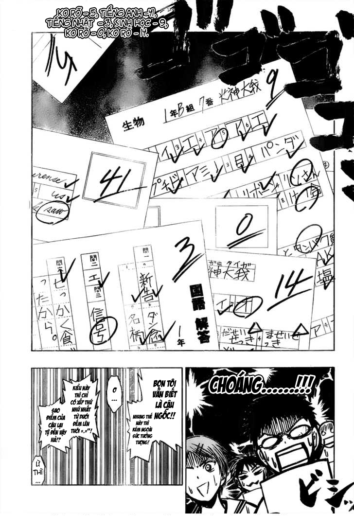 Kuroko No Basket chap 037 trang 11