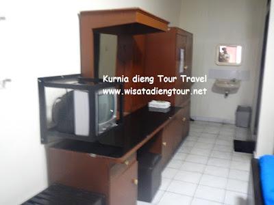 fasilitas kamar hotel parama wonosobo