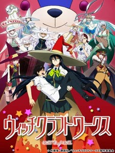Witch Craft Works Cap 10 Sub Español MP4 HD y SD Ligero Mega Putlocker (Estreno 2014)