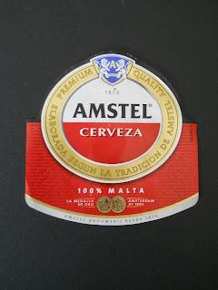 cerveza aguila amstel