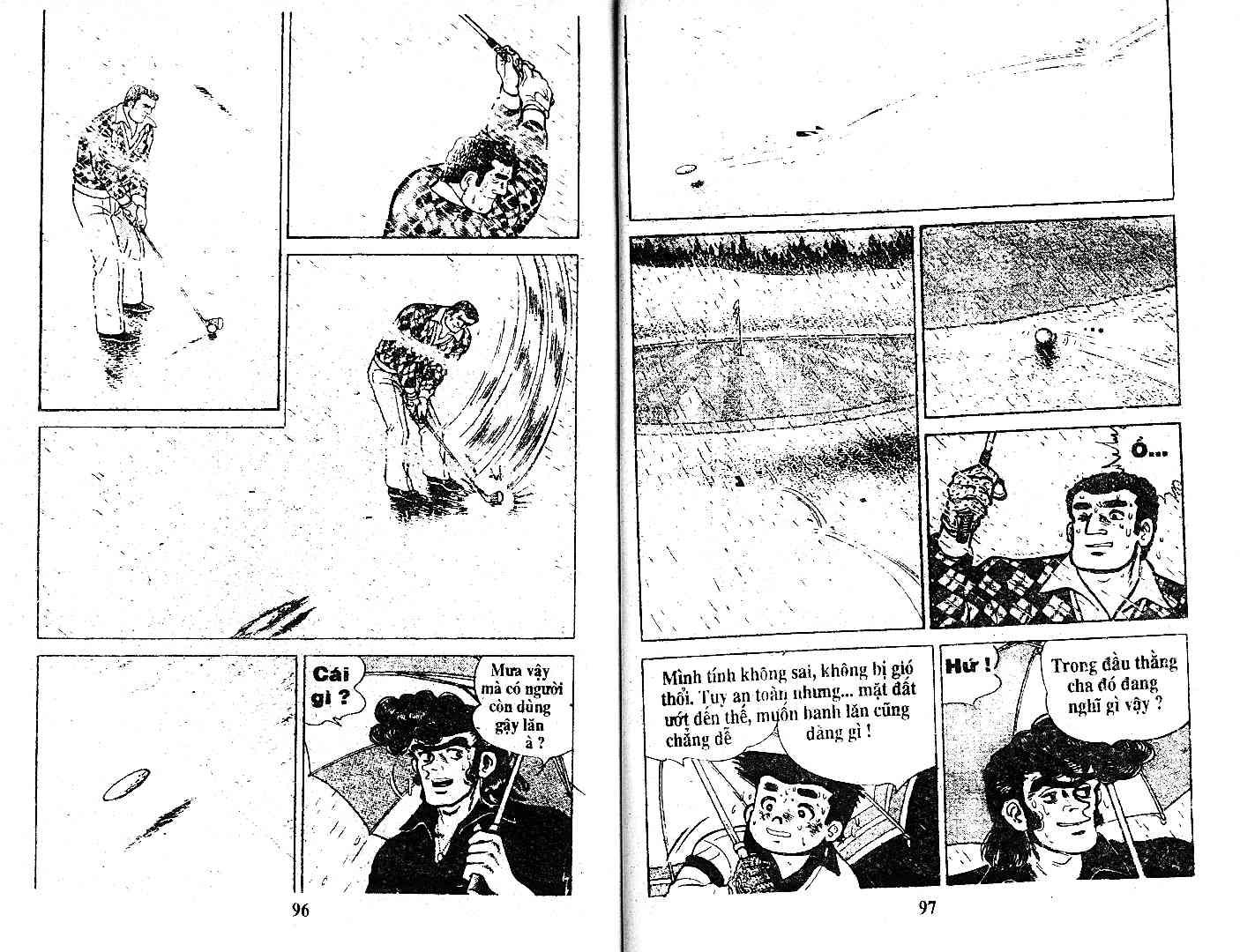 Ashita Tenki ni Naare chapter 26 trang 47