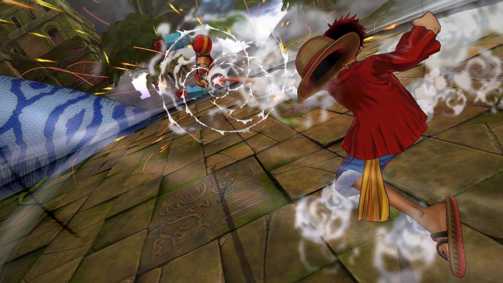 One Piece Burning Series