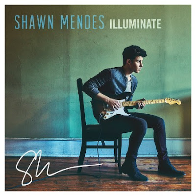 Shawn Mendes Scores #1 Album Worldwide With 'Illuminate'