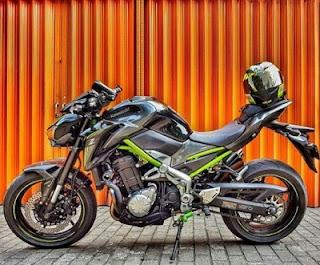 foto Kawasaki Z900