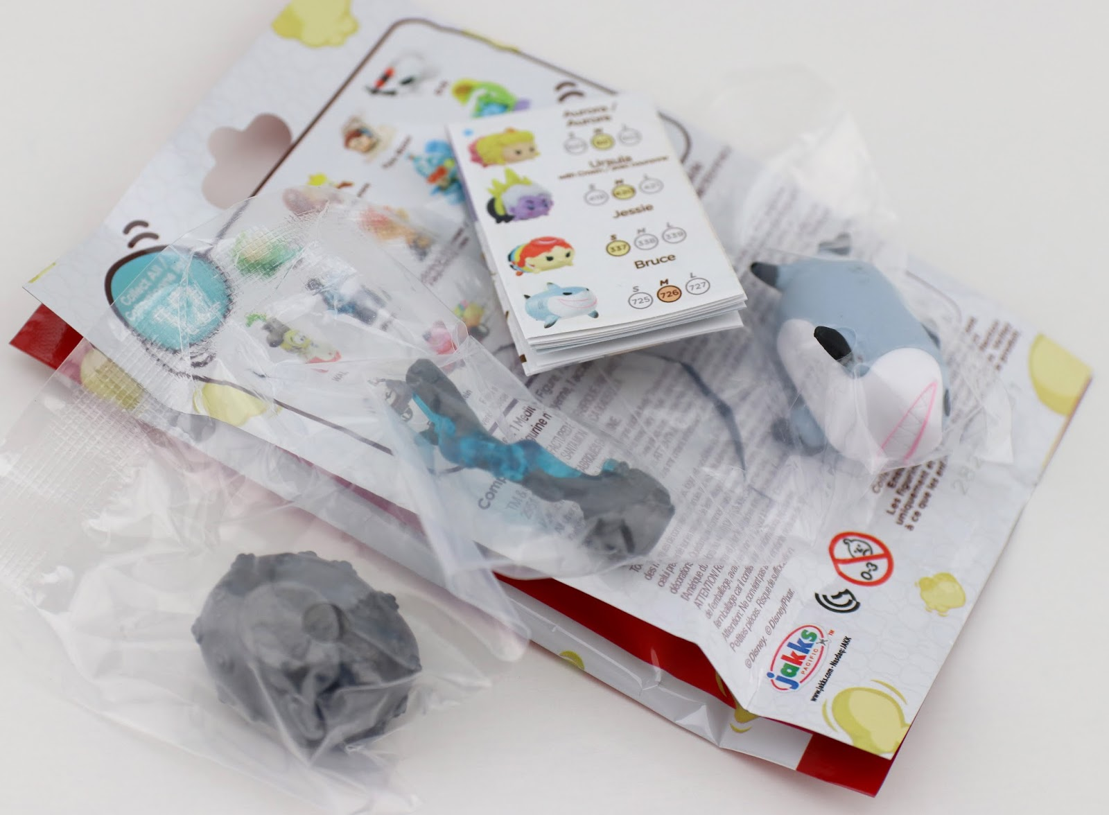Disney Tsum Tsum Mystery Packs by Jakks Pacific Series 9 Pixar bruce