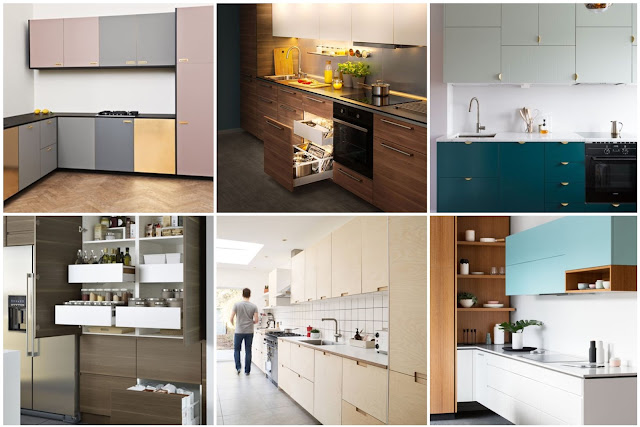 Trendy Kitchens From IKEA