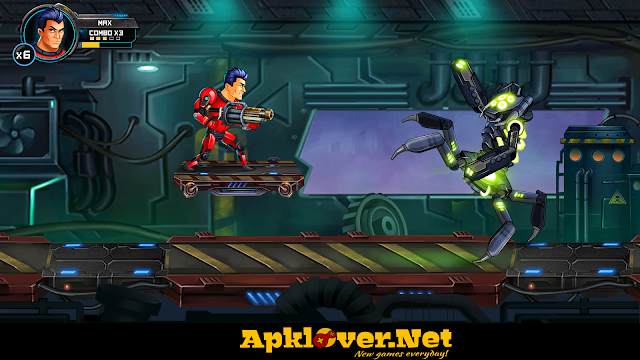 Alpha Guns 2 MOD APK unlimited money & unlocked