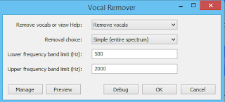 geek: Remove Vocals From Song/MP3 Using Audacity