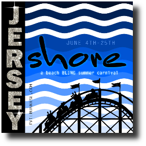 Jersey shore event Starts on June 4th