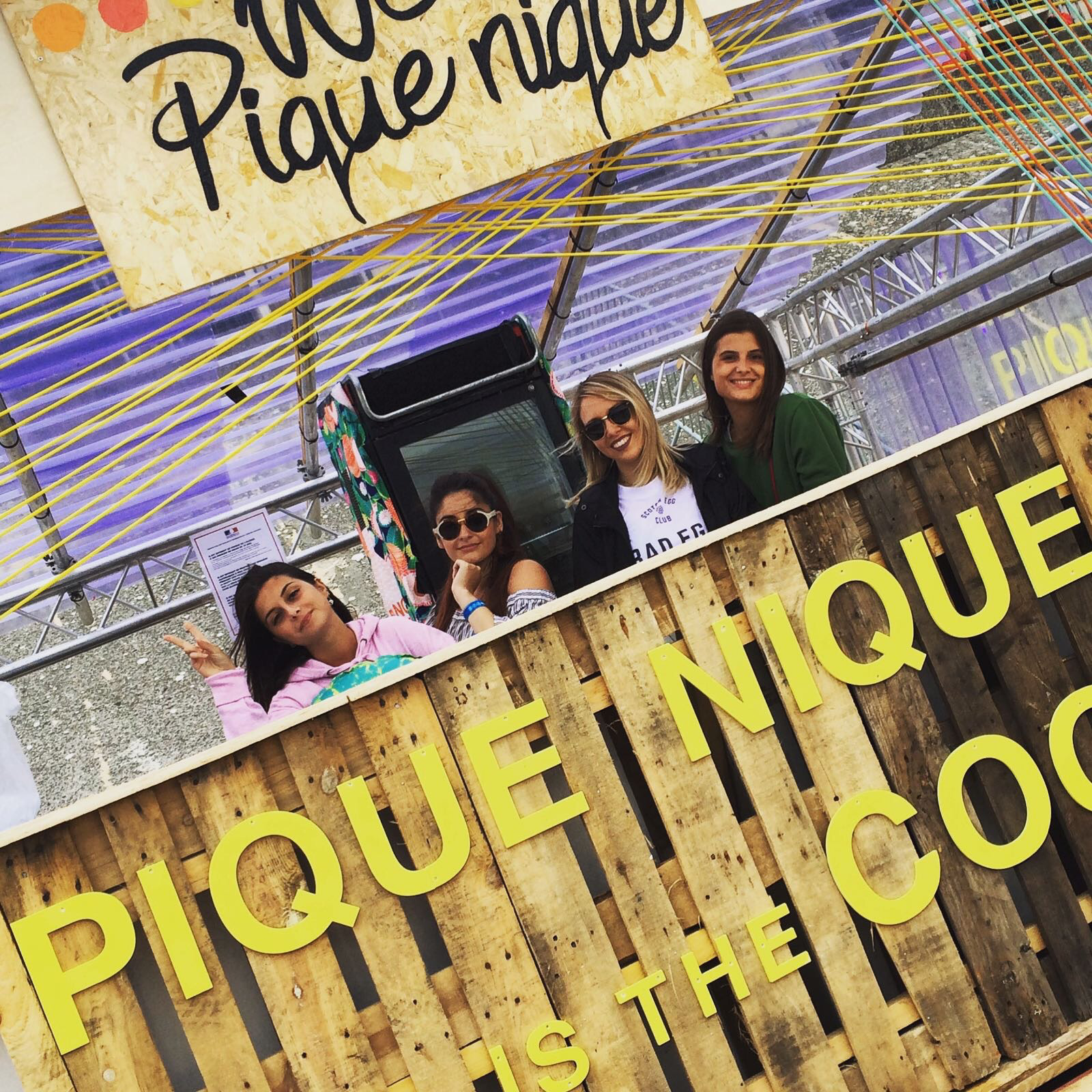 blogueuses we pique nique festival cabourg mon amour