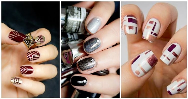 12 Super Cute Fall Nail Art Designs