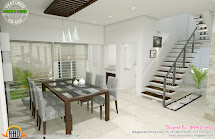 In House Elevation Floor Plan And Interiors