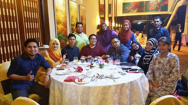KBBA9, Buffet Ramadhan di Seri Pacific Hotel Kuala Lumpur