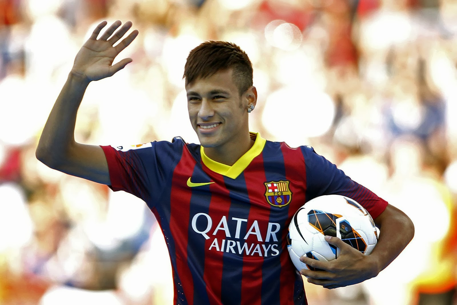 aa369dbbfc6 Neymar in the first place  Aduriz becomes top Spanish striker
