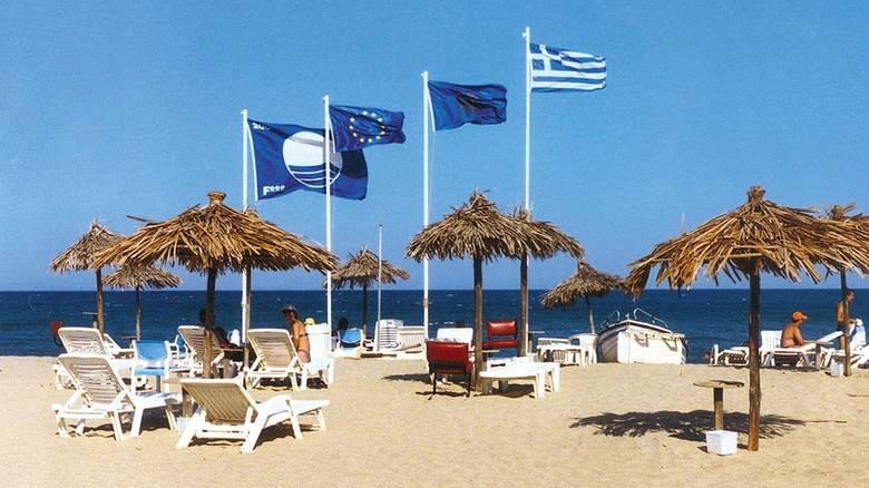 Οι Γαλάζιες Σημαίες στην Αν. Μακεδονία και Θράκη
