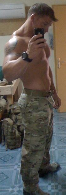 Nude Army Guys 80