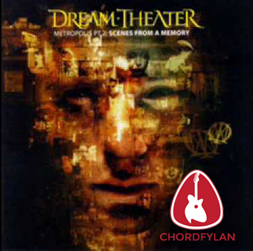 Lirik dan Chord Kunci Gitar The Spirit Carries On - Dream Theater