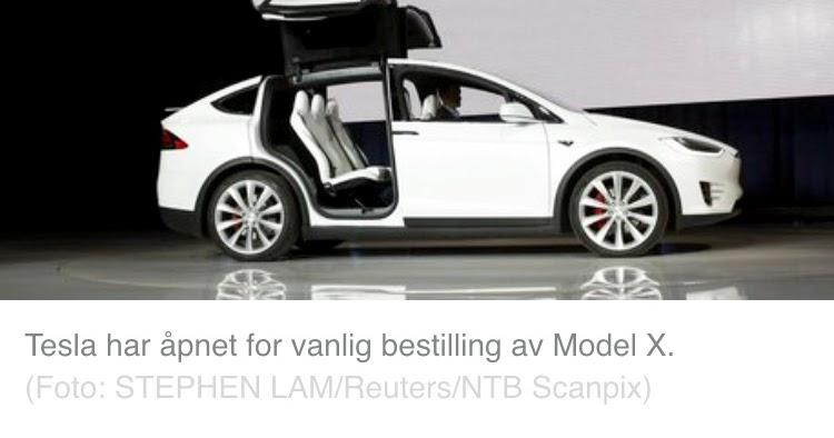tesla model x norway norwegian tmx configuration open. Black Bedroom Furniture Sets. Home Design Ideas