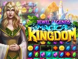 Jewel Legends: Magical Kingdom (Video Game) Download