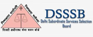 Delhi Subordinate Services Selection Board DSSSB recruitment 2017,Lower Division Clerk, Junior Engineer, Multiple Vacancy,1074 Posts@ ssc.nic.in @ crpfindia.com government job,sarkari bharti  Organization Name :Delhi Sub
