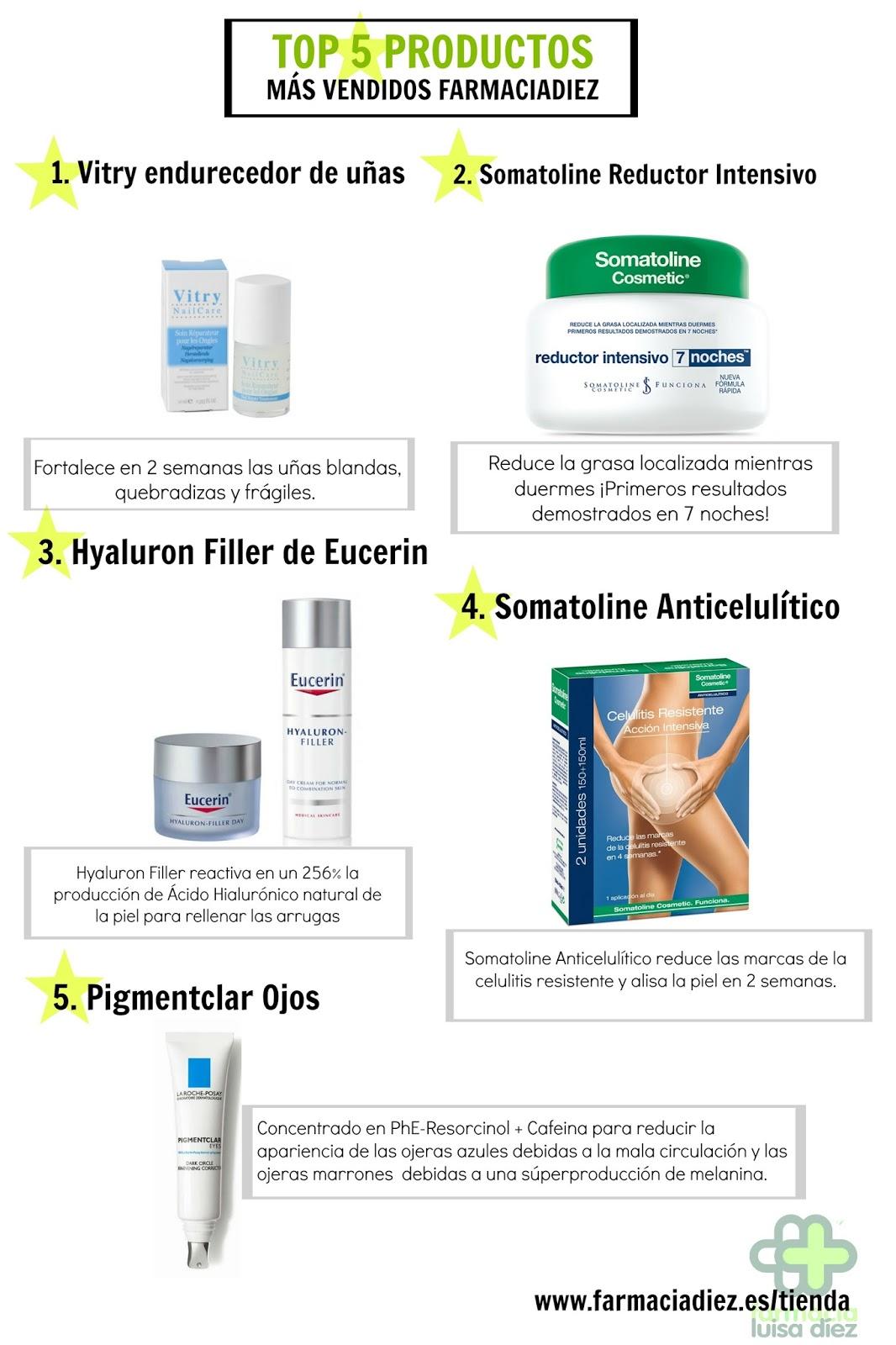 Productos m s vendidos en parafarmacia top 5 blog parafarmacia online farmacia d ez - Articulos mas vendidos ...