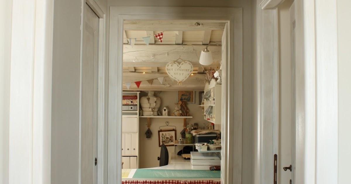 Reorganizing Room: My Country Nest: Craft Room Reorganizing