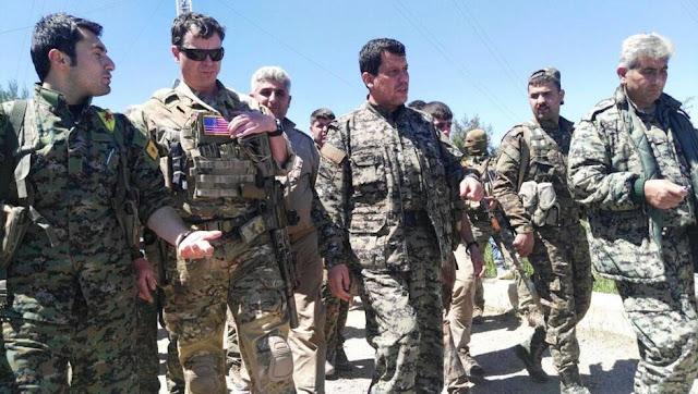 القائد الكردي السوري: نحن مستعدون للمشاركة مع دمشق ولكن لدينا شروط لذلك