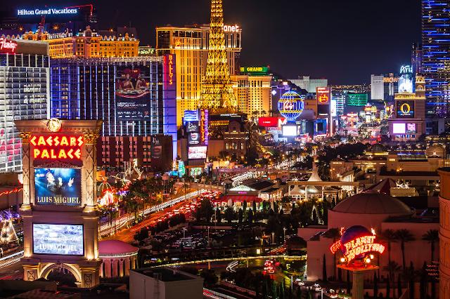 Seguro Viagem em Las Vegas