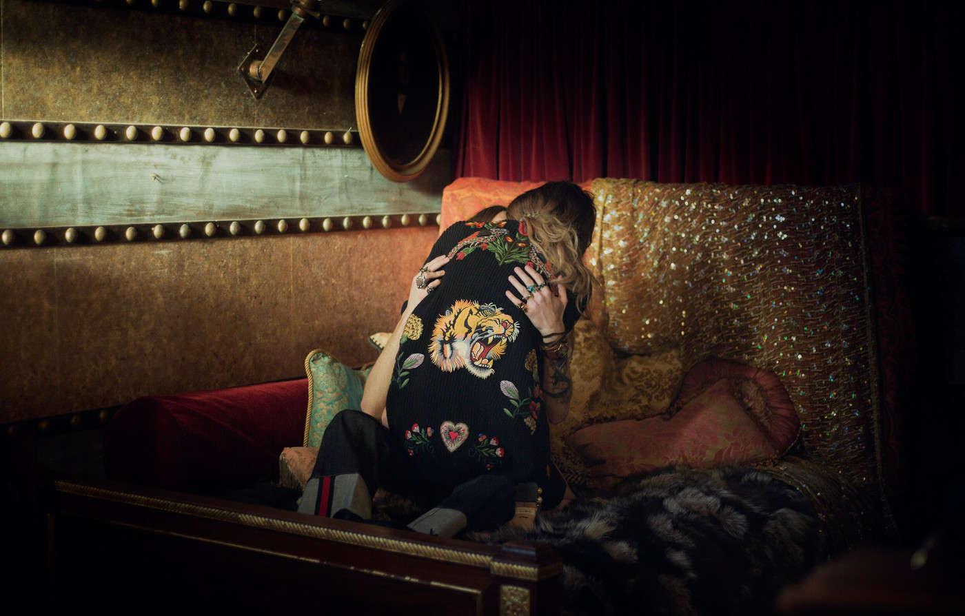 El mito de Orfeo y Eurídice de Gucci  - fashion film