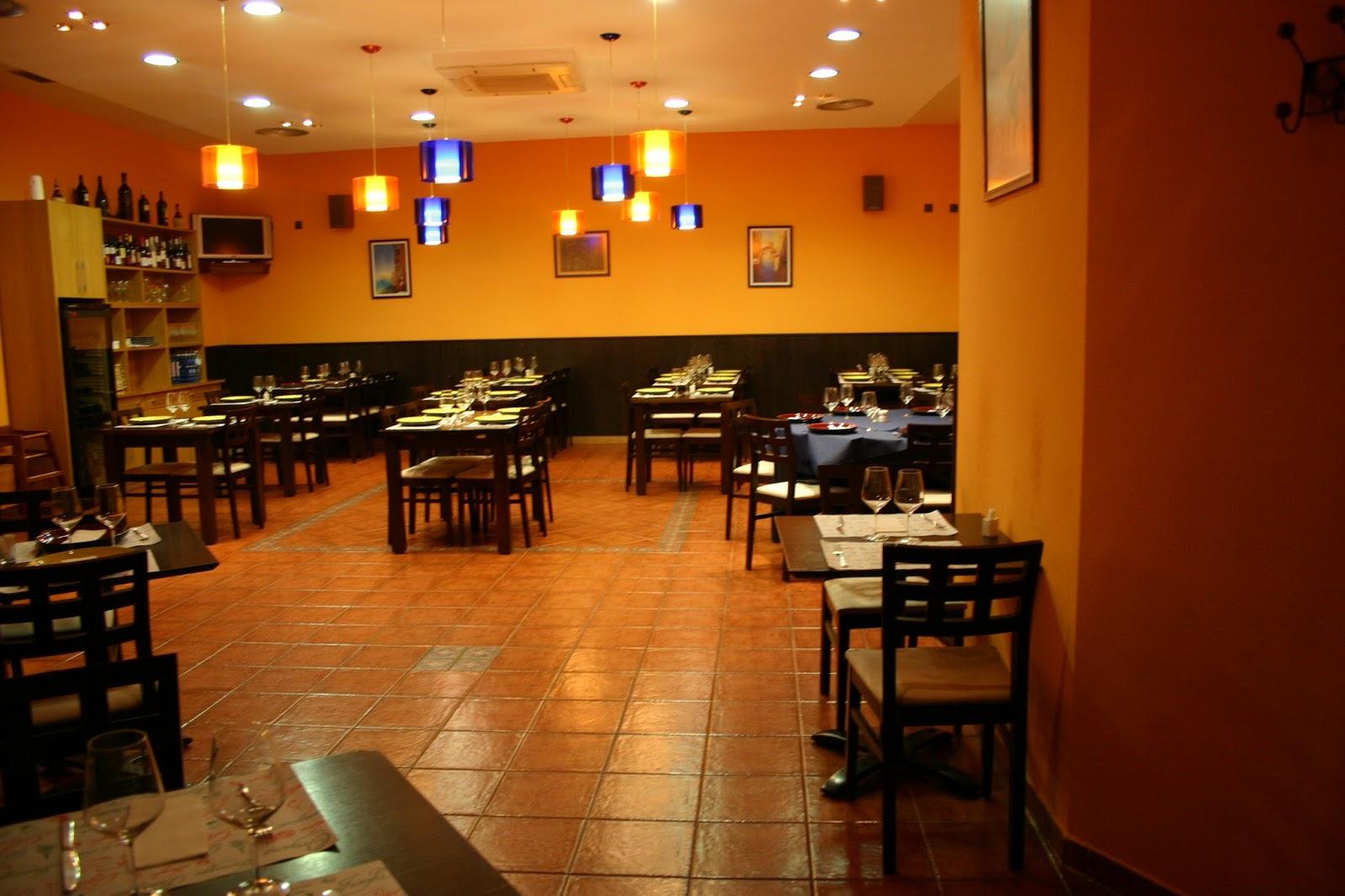 Restaurante Madrid Stromboli El Restaurante