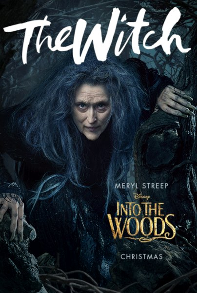 Poster 10: Into the Woods