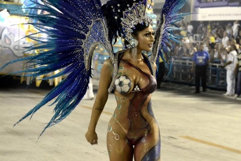 Carnaval rio nude 1