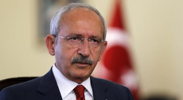 CHP lideri Kılıçdaroğlu HDP Eş Başkanı ile görüşecek