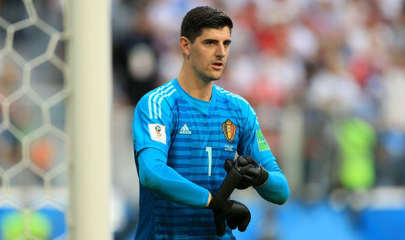 Thibaut Courtois - Absence from training says it all really.