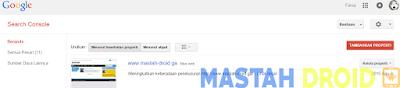 cara cepat masuk ke halaman depan google