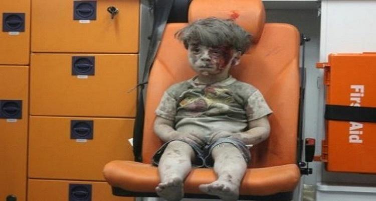 قناة تلفزية صينية تفجر مفاجأة كبرى و تكشف بالدليل القاطع فبركة فيديو الطفل السوري عمران