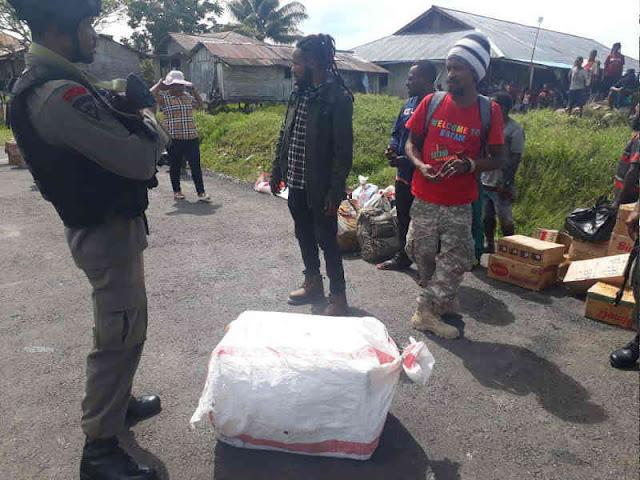 Beski Diboikot Kelompok Bersenjata, Pemilihan Umum di Nduga Berjalan Aman dan Lancar