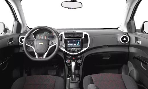 2019 Chevrolet Sonic Rumors