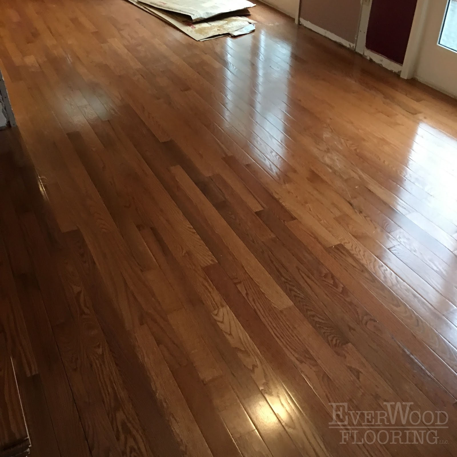 Everwood Flooring Project Profiles Ripout And Install Prefinished