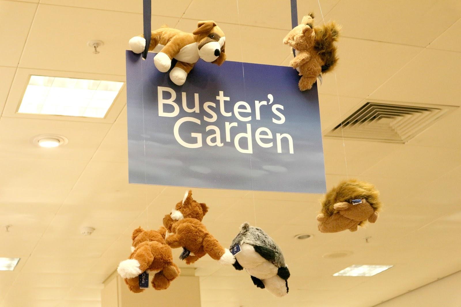 John Lewis Buster Toys